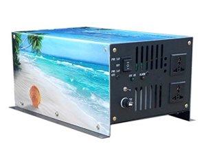 NEW 8000W peak 2000W LF Pure Sine Wave Power Inverter DC 12V to AC 110V 60Hz – Jeep Version
