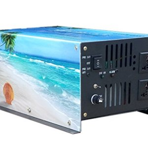 NEW 8000W peak 2000W LF Pure Sine Wave Power Inverter DC 12V to AC 110V 60Hz – Jeep Version