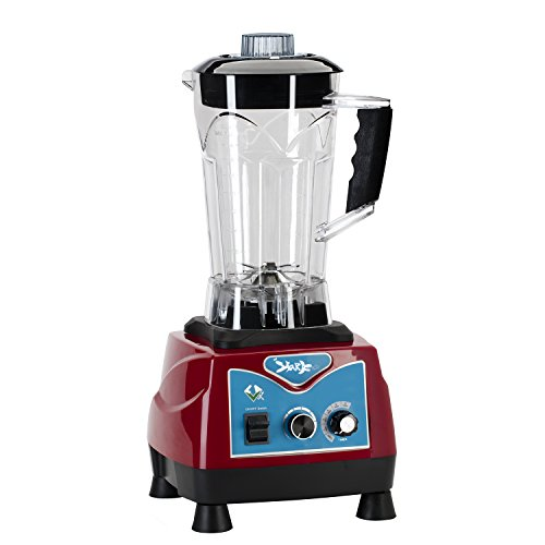 LA Vegan Shark 3 Horse Power Blender Professional High Performance nut milk /Smoothie Maker