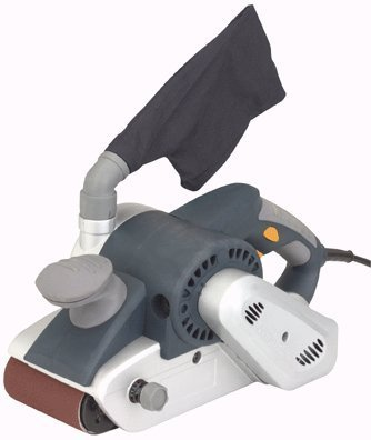 Chicago Electric Power Tools Magnesium 4 Belt Sander