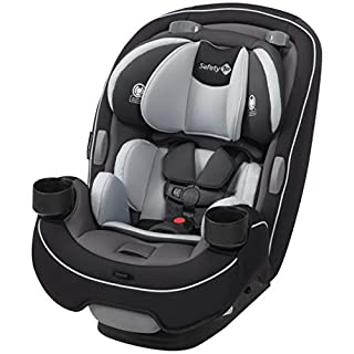 Get the car seat that's built to grow! From your first ride together coming home from the hospital to soccer car pools, the 3-in-1 Grow and Go Car Seat will give your child a safer and more comfortable ride. Featuring extended use at each stage, this...
