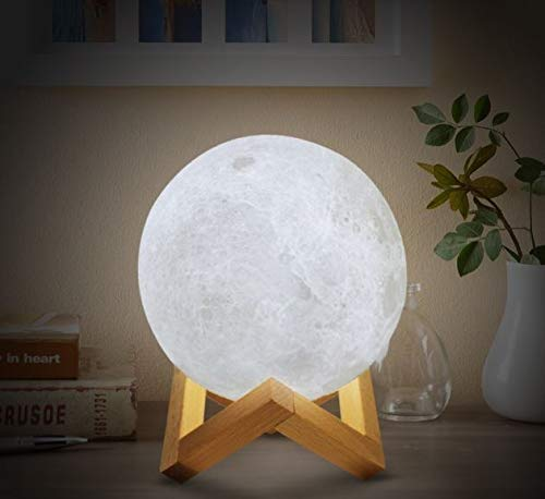 3D Light Moon Lamp Touch Sensor Color Changing, Coming Events