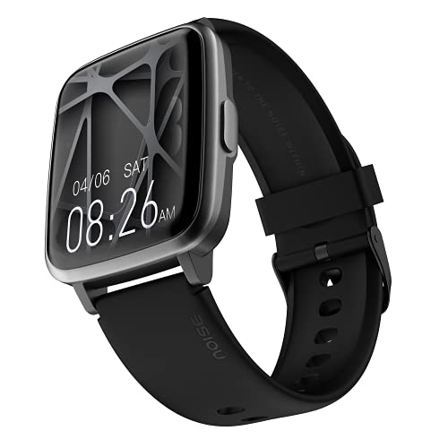 Noise-ColorFit-Pulse-Smartwatch-with-14-Full-Touch-HD-Display-SpO2-Heart-Rate-Sleep-Monitors-10-Day-Battery-Jet-Black