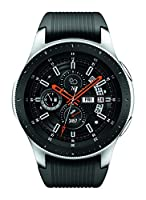 Live a stronger, smarter life with Galaxy Watch at your wrist. Rest well, stay active and keep stress at bay with built-in health tracking. Go for days without charging your watch. —the Bluetooth connection keeps everything at your wrist. *Compatible...