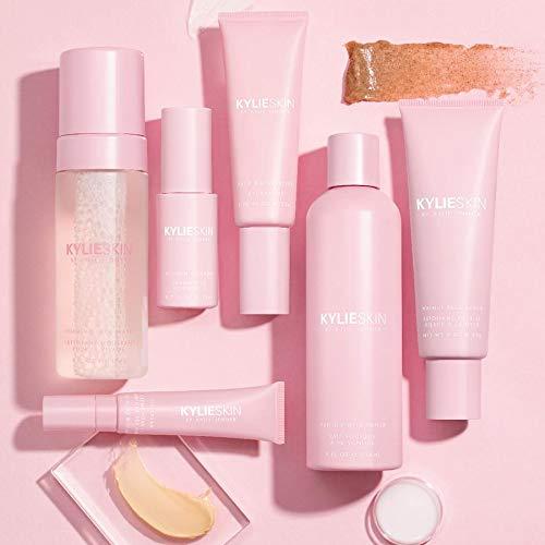 Kylie Skin Care Set! Includes Face Wash, Toner, Face Scrub, Serum, Moisturizer, And Eye Cream! Cruelty Free, Gluten Free… 2