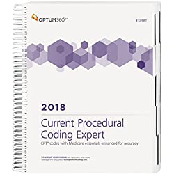 Current Procedural Coding Expert 2018 (Spiral)