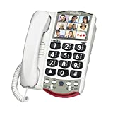 Clarity Amplified Corded Photo Telephone Bundles (1 Pack)