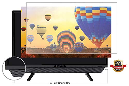 Kevin 61 cm (24 Inches) HD Ready LED TV K24STG (Black) 1