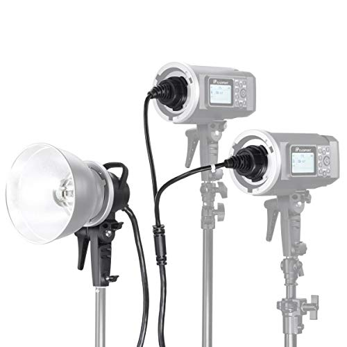 Flashpoint-Portable-1200ws-Extension-Head-for-The-XPLOR-600-with-1200Ws-Flash-Tube-Bowens-Mount