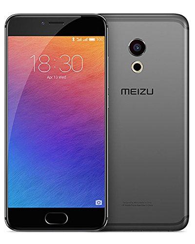 "Meizu Pro 6 5.2"" 32GB ROM 4GB RAM 21MP Helio X25 Fingerprint 4G Smartphone (Grey)"