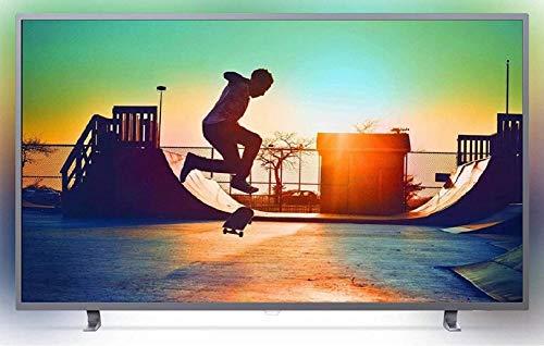 Philips 164 cm (65 inches) 6700 Series 4K Ambilight LED Smart TV 65PUT6703S/94 (Dark Sliver) 108