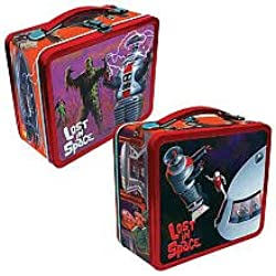 Lost in Space Tin Tote Lunch Box Lunchbox