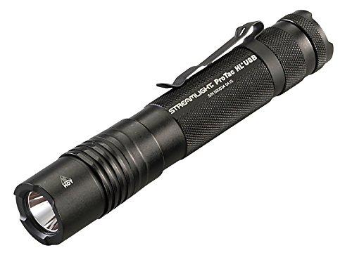 Streamlight 88052 ProTac HL USB 850 Lumen Professional Tactical Flashlight - 850 Lumens