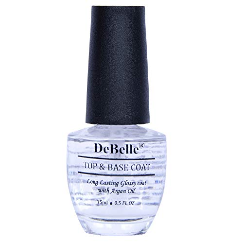 DeBelle Top & Base Coat -15ml