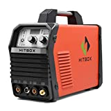 HITBOX TIG Welder Inverter Argon Digital TIG Welding Machine T2000 180amp Portable High Frequency 220V TIG MMA ARC Stick Quality Equipment