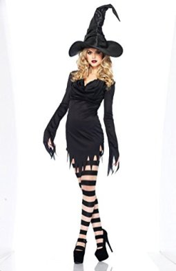 Lulutus-Halloween-Witch-Party-Cosplay-Large-Black-Witch-Hat-for-Women-Costume-Accessory