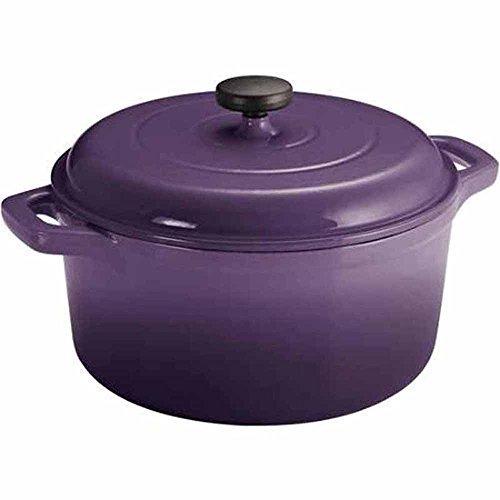 Tramontina-65-Qt-Enameled-Cast-Iron-Dutch-Oven-Purple-Color