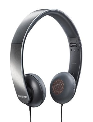 Shure SRH145 Portable Collapsible Headphones