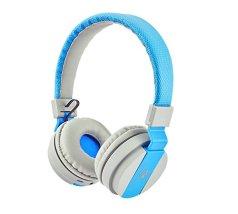 Zebronics Airone Bluetooth Headphones (Blue)