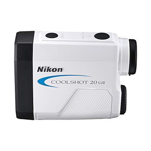 Nikon Coolshot 20 GII Golf Laser Rangefinder, With Extra Case Kit