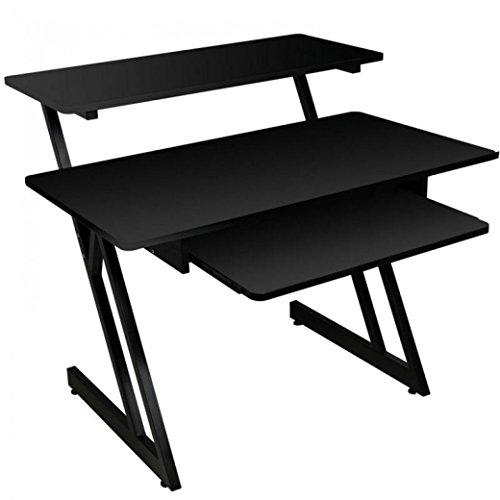 On Stage WS7500 Series Wood Workstation, Black