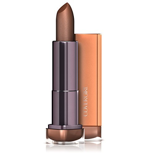 CoverGirl Colorlicious Lipstick - Coffee Crave 275 (Pack of 2)