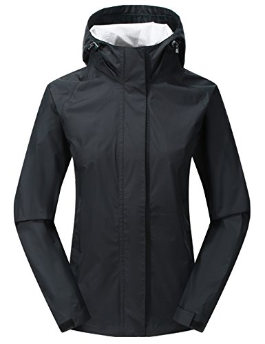 Diamond Candy Women's Mountain Waterproof Hiking Jacket