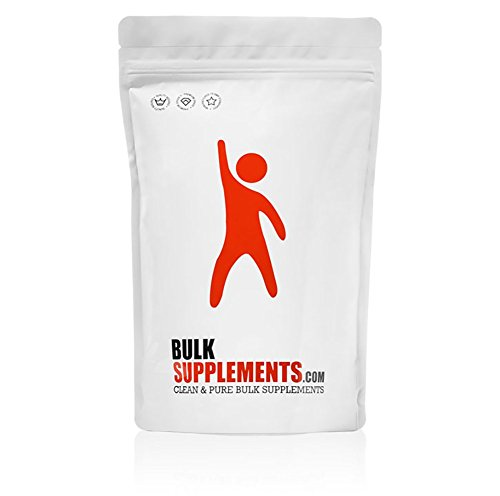 Bulksupplemets Pure Soy Protein Isolate Powder (1 kilogram)