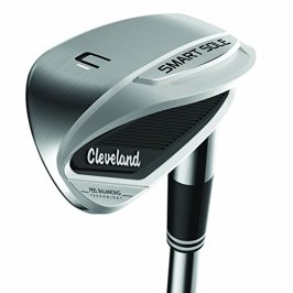 Cleveland Golf Men's Smart Sole 3.0 Golf Wedge, Right Hand, 42 Degree, Steel