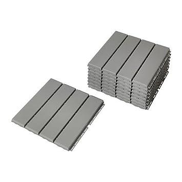 Ikea Runnen Plaques De Fond Lot De 9 Dalles 30 X 30 X 2 Cm
