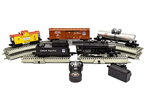 Lionel-Union-Pacific-Flyer-Electric-O-Gauge-Model-Train-Set-w-Remote-and-Bluetooth-Capability-Multi-1923040