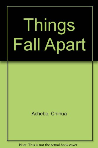 PDF Download] Things Fall Apart Read online - by Chinua Achebe ...