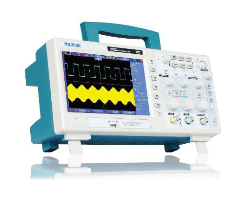 Hantek DSO5072P Digital Oscilloscope, 70 MHz Bandwidth, 1 GSa/s, 7.0