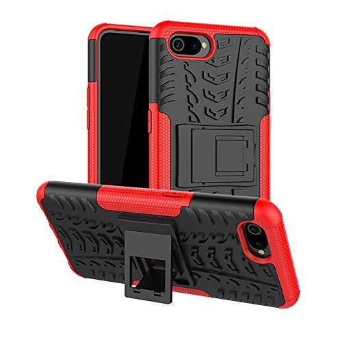 Soezit Kick Stand Back Cover for Oppo A1K 1