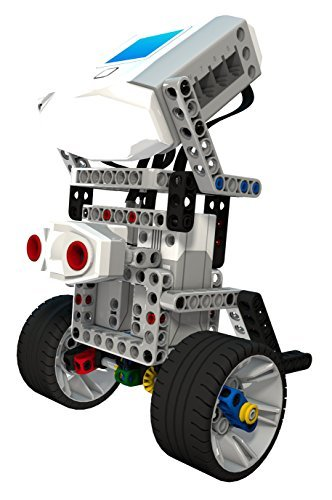 RoboticsU | Ultimate Custom Self Driving Robots Vehicle Kit -- STEM Education - Premium Quality -- DIY Programmable Robot Kit for Kids to Learn Coding, Robotics, Electronics - (Interactive App Contr