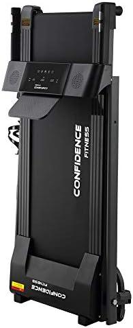 Confidence Fitness Ultra Pro Treadmill Electric Motorized Running Machine 6