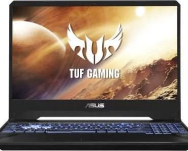Asus TUF Gaming Core i5 9th Gen – (8 GB/512 GB SSD/Windows 10 Home/4 GB Graphics/NVIDIA Geforce GTX 1650/144 Hz) FX505GT-HN101T Gaming Laptop (15.6 inch, Black, 2.20 kg)