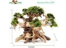 Bonsai-Driftwood-Aquarium-Tree-ABN-6-Inch-Height-Natural-Handcrafted-Fish-Tank-Decoration-Helps-Balance-Water-pH-Levels-Stabilizes-Environments-Easy-to-Install