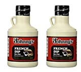 Johnnys Fine Foods Au Jus Frnch Dip (2 Pack)