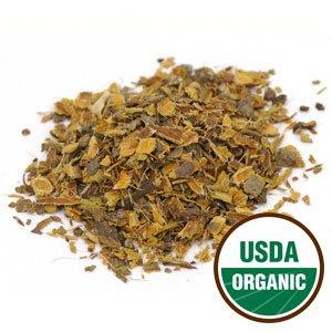 Buckthorn Bark C/S Organic Starwest Botanicals 1 lb