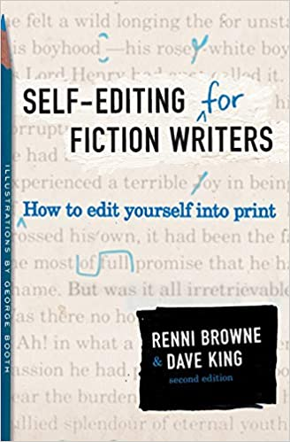 Image result for Self-Editing for Fiction Writers, Second Edition: How to Edit Yourself Into Print