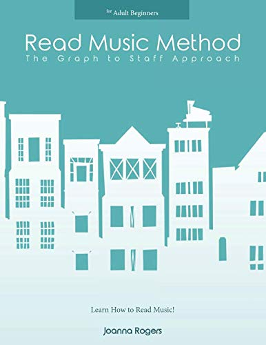 Read Music Method for adult beginners: Learn How to Read Music