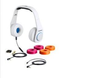 Blaupunkt Style On-Ear Headphones (White)