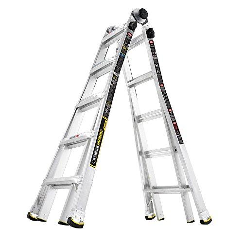 Aluminum Telescoping Gorilla Ladders