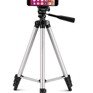 Aluminium Portable and Foldable Tripod Stand