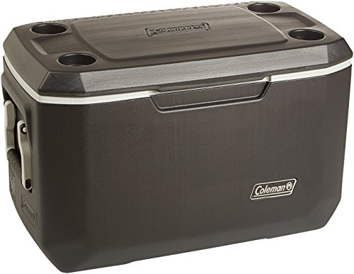 Coleman Wheeled Cooler | Xtreme Cooler Keeps Ice Up to 5 Days | Heavy-Duty 70-Quart Cooler with Wheels for Camping, BBQs, Tailgating & Outdoor Activities
