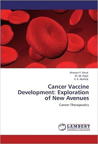 Cancer Vaccine Development: Exploration of New Avenues: Cancer Therapeutics