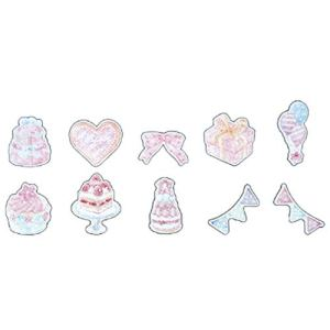 yejifs Useful 70Pcs Romantic Decoration Jellyfish Stickers for Phone Album Candy Box Notebook Scrapbooking School Supplies(None Cake 7.) 41EPW7E1siL