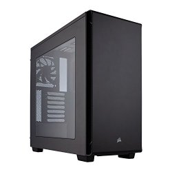 Corsair Carbide Series 270R - Mid-Tower ATX Case, Windowed Cases CC-9011105-WW
