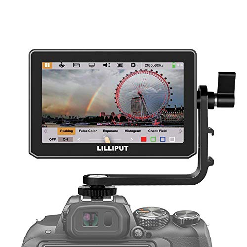LILLIPUT-T5-5-inch-Touch-Screen-Supports-HDMI-20-4K-60HZ-Input-1920x1080-Resolution-Camera-Field-Monitor-with-3D-LUT-HDR
